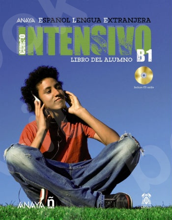 Curso Intensivo B1 - Libro del Alumno + Audio Cd's (2), (Βιβλίο του μαθητή με Cd's)