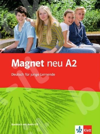 Magnet Neu A2 - Πακέτο Μαθητή 3 Βιβλία