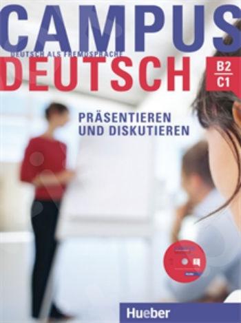 Campus Deutsch, Präsentieren und Diskutieren - mit CD-ROM
