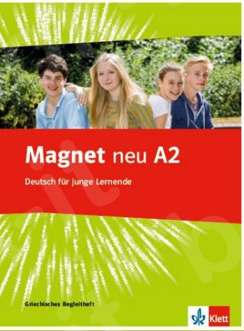Magnet neu A2, Griechisches Begleitheft