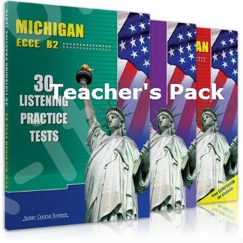 Super Course - Michigan ECCE B2 - Level 5 - Βασικό Πακέτο Καθηγητή