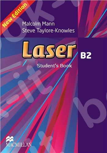 Laser B2 - Student's Pack (+CD ROM +MPO) (3rd edition)