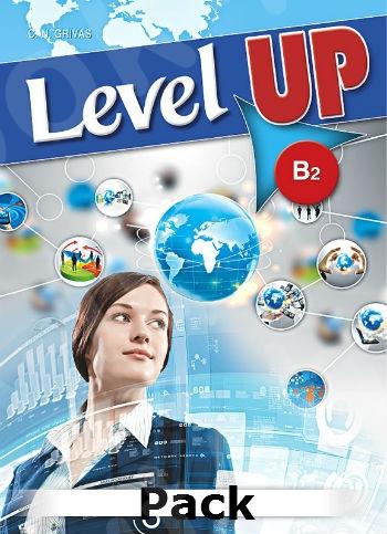 Level Up B2 - Πακέτο Όλα τα Βιβλία της τάξης (Grivas)