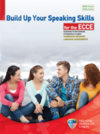 Build Up Your Speaking Skills for ECCE - Teacher's Book (Καθηγητή) (New)