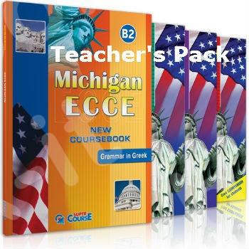 Super Course - Michigan ECCE B2 - Level 5 - Πλήρες Πακέτο Καθηγητή