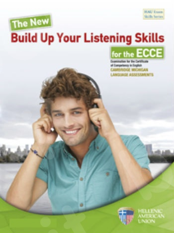 Build Up Your Listening Skills for ECCE - Teacher's Book (Βιβλίο Καθηγητή με 5 CDs) (New)