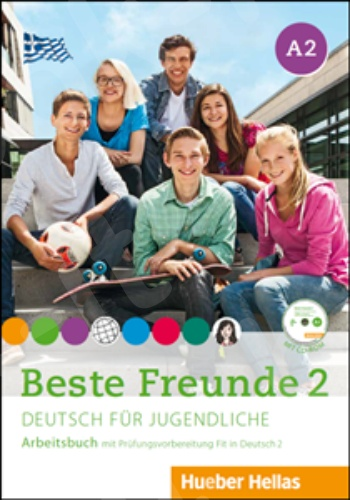 Beste Freunde 2 - Arbeitsbuch (Βιβλίο ασκήσεων με CD-Rom) - Νέο !!!