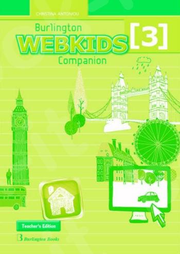 Burlington Webkids 3 - Teacher's Companion (καθηγητή)