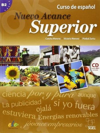 Nuevo Avance B2 Superior Alumno (+CD) (Βιβλίο Μαθητή με CD)