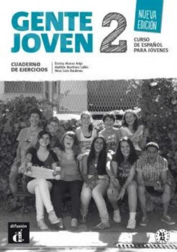 Gente Joven 2 Nueva Edición, Cuaderno de ejercicios (+CD) (Βιβλίο Ασκήσεων με Cd)