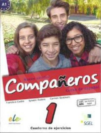 Companeros 1 Ejercicios N/E (Βιβλίο Ασκήσεων)