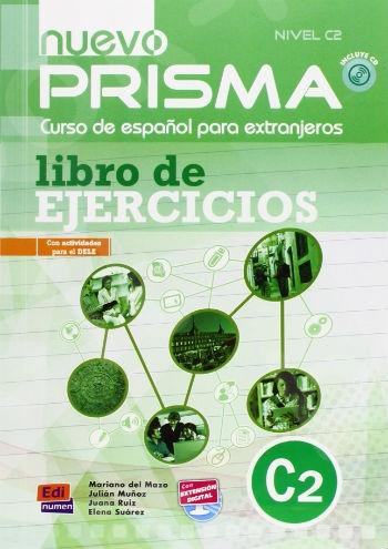 Nuevo Prisma C2 Ejercicios (+CD) (Βιβλίο Ασκήσεων με CD)