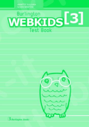 Burlington Webkids 3 - Test Book(Μαθητή)