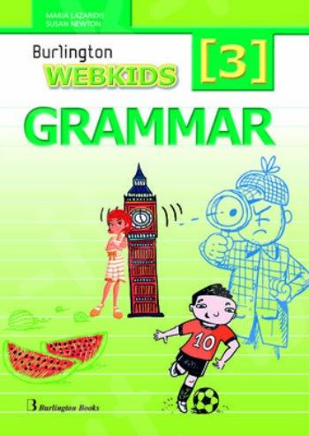Burlington Webkids Grammar 3 - Student's Book (Βιβλίο Γραμματικής Μαθητή)