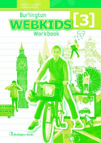 Burlington Webkids 3 - Workbook (Βιβλίο Ασκήσεων Μαθητή)