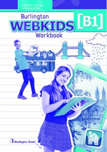 Burlington Webkids B1 - Workbook (Βιβλίο Ασκήσεων Μαθητή)