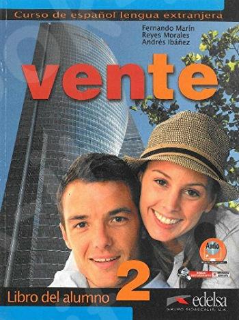 Vente 2 Alumno (Βιβλίο Μαθητή)