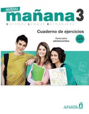 Nuevo Manana 3 (B1) Cuaderno de ejercicios(Βιβλίο Ασκήσεων)