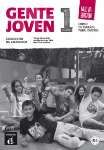 Gente Joven 1 Nueva Edición, Cuaderno de ejercicios (+CD) (Βιβλίο Ασκήσεων με Cd)