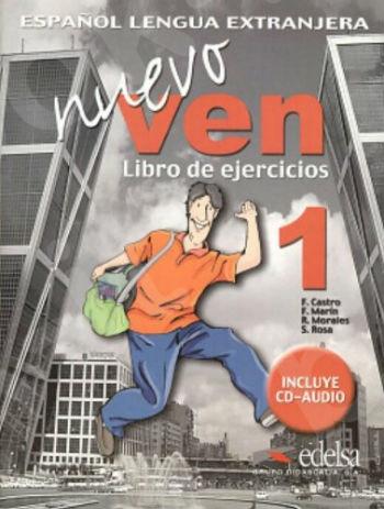 Nuevo Ven 1  Ejercicios  (+CD) (Βιβλίο Ασκήσεων με CD)