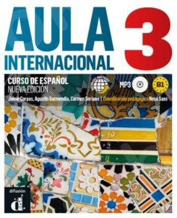 Aula Internacional 3 Nueva Edición, Libro del alumno (+CD) (Βιβλίο του μαθητή με Cd)