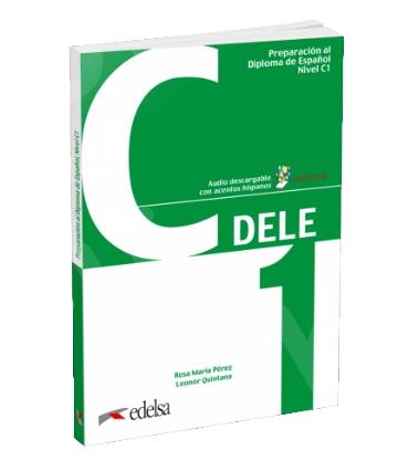 DELE C1 Preparacion al Diploma de Espanol (+ Downloadable Audio) (Βιβλίο του μαθητή) - 2019!!
