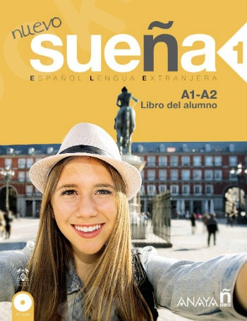 Suena 1 Alumno (+ CD) (Βιβλίο του μαθητή με Cd) N/E