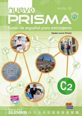 Nuevo Prisma C2 Alumno (+CD) (Βιβλίο Μαθητή με CD)