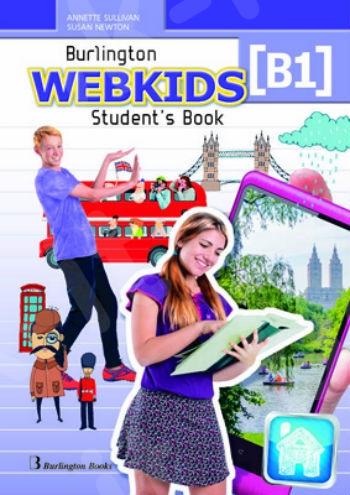 Burlington Webkids B1- Student's Book (Βιβλίο Μαθητή)