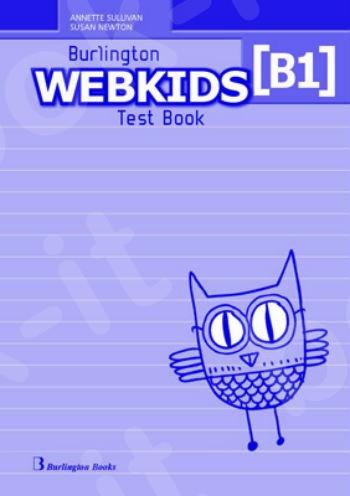 Burlington Webkids B1 - Test Book(Μαθητή)