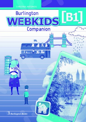 Burlington Webkids B1 - Companion (Μαθητή)