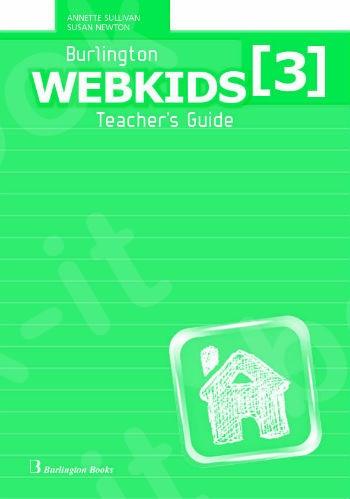 Burlington Webkids 3 - Teacher's Guide