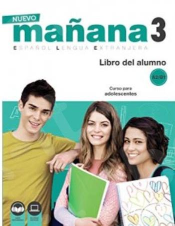 Nuevo Manana 3 (B1) libro del alumno (Βιβλίο μαθητή)