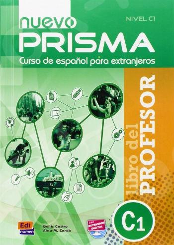 Nuevo Prisma C1 Profesor (Βιβλίο του Καθηγητή)