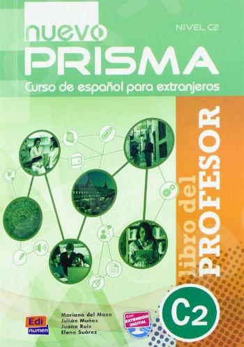 Nuevo Prisma C2 Profesor (Βιβλίο του Καθηγητή)
