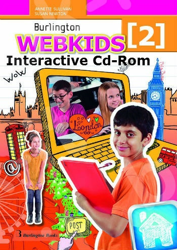 Burlington Webkids 2 - Interactive CD-ROM