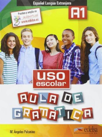 Uso Escolar Aula de Gramatica A1 (Βιβλίο Γραμματικής μαθητή)