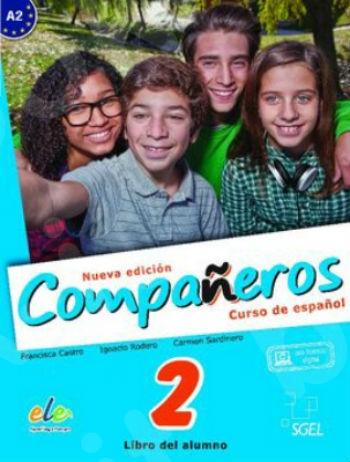 Companeros 2 Alumno +licencia digital (Βιβλίο Μαθητή)N/E