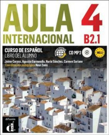 Aula Internacional 4 Nueva Edición B2.1, Libro del alumno (+CD)  (Βιβλίο του μαθητή με Cd)