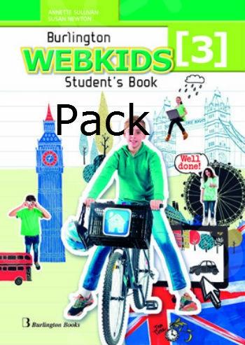 Burlington Webkids 3 -  C Class - ΠΑΚΕΤΟ Όλα τα βιβλία της τάξης