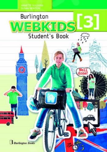 Burlington Webkids 3 - Student's Book (Βιβλίο Μαθητή)