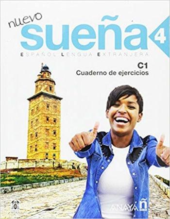 Nueva Suena 4 Cuaderno de Ejercicios (C1) (Βιβλίο Ασκήσεων)