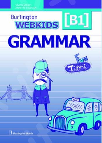 Burlington Webkids Grammar B1 - Student's Book (Βιβλίο Γραμματικής Μαθητή)