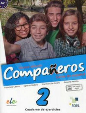 Companeros 2 Ejercicios (Βιβλίο Ασκήσεων)N/E