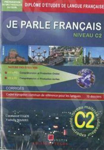 JE PARLE FRANCAIS A1 CORRIGES (+CD) NIVEAU