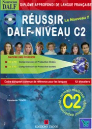 REUSSIR DALF C2 CORRIGES (+CD)