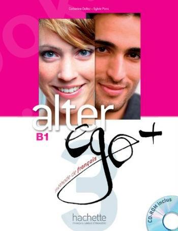 Alter Ego +3 (B1) - Livre de l'eleve + CD audio (French Edition)
