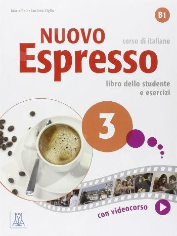 Nuovo Espresso 3(B1): Libro Studente + Dvd-rom (Italian Edition)(Βιβλίο Μαθητή+DVD)
