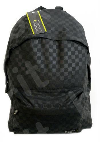 Σακίδιο Πλάτης ZERO Backpack Χρώμα Μαύρο