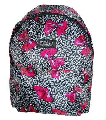Σακίδιο Πλάτης ZERO Backpack Χρώμα Ροζ